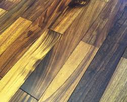 prefinished tobacco road teak hardwood flooring