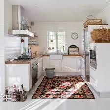 tapis pour la cuisine déco tapis cuisine exemples d aménagements