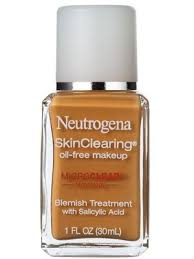 light coverage foundation for oily skin this oil free medium coverage foundation from neutrogena conceals