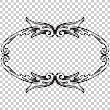 classical ornament frame vector illustration 16 vector frames