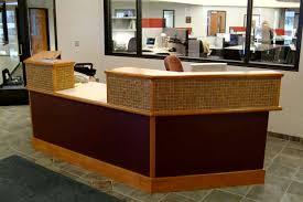 Receptionist Desk Furniture Designcraft Office Reception Desks Reception Desk Furniture