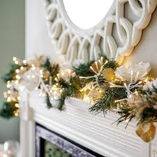 59 best christmas mantelpiece images on pinterest christmas