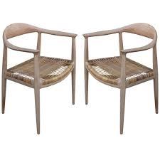 wegner swivel chair iconic pair of early hans wegner