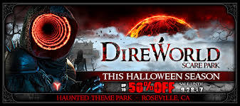halloween city jobs sacramento dire world scare park a terrifingly twisted haunted theme park