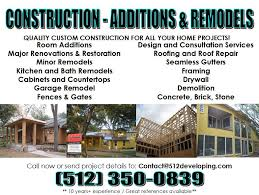 Residential Remodeling And Home Addition by Home Addition Austin