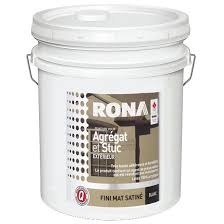 exterior latex for stucco and masonry rona