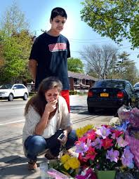 Long Island Drag Racing Amazon by Family Friends Grieve Teens Killed In Long Island Car Accident