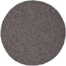 teppich kinderzimmer rund die besten 25 filzkugel teppich ideen auf filzkugel