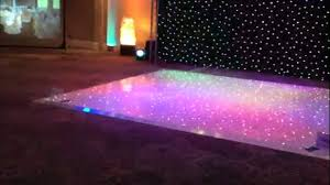 led twinkle light floor