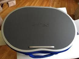 Epad Laptop Desk Brand New Brookstone Portable Laptop Desk Blue E Pad Computer