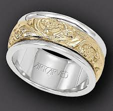 carved wedding band carved wedding band etsy artcarved nacol jewelry amazing