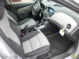 Chevy Cruze Ls Interior Jet Black Medium Titanium Interior 2013 Chevrolet Cruze Ls Photo