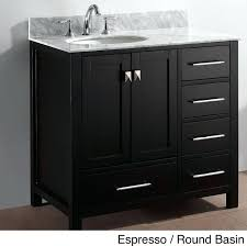 36 Bathroom Vanity With Drawers by 36 Inch Bathroom Vanities With Drawers Tag 36 Bath Vanities 36