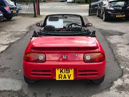 honda roadster used 1992 honda beat roadster for sale in hyde cheshire 1 stop