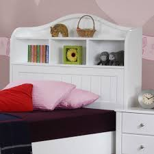 alexia children u0027s white storage bed the children u0027s furniture company