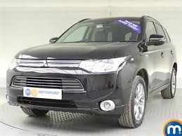 mitsubishi outlander used mitsubishi outlander for sale second hand u0026 nearly new cars