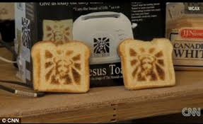 Batman Imprint Toaster Holy Toast The Jesus Toasters That Are Flying Off The Shelves