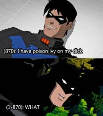 Poison Ivy Meme - young justice memes book 2 poison ivy on my dick wattpad