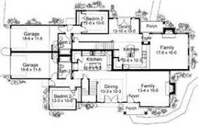 corner lot floor plans valine