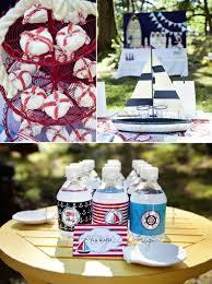 nautical decorations for party design pedia