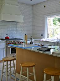 House Design Kitchen by White Subway Tile Hd 3 X 6 No Spacers Delorean Gray Grout