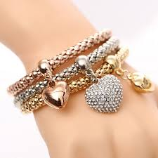 gold bracelet styles images Gold silver chain bracelet cuff 11 styles eyeconicwear jpg