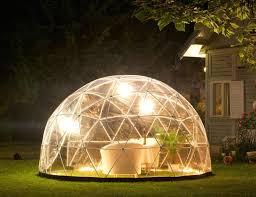garden igloo garden igloo outdoor living space for your garden gadget flow
