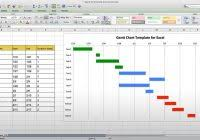 excel gantt chart template free download and simple gantt chart