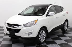 is hyundai tucson a car 2012 used hyundai tucson certified tucson limited awd