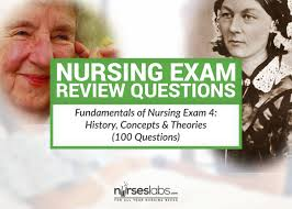 fundamentals of nursing exam 4 history concepts u0026 theories 100
