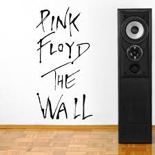 compare prices on vinyl wall art decal online shopping buy low d0052 pink floyd the wall wall art room sticker vinyl decal music album the wall
