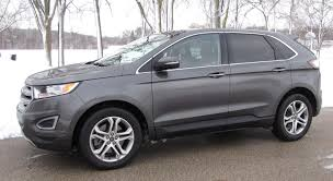 ford edge crossover 2015 ford edge titanium awd savage on wheels