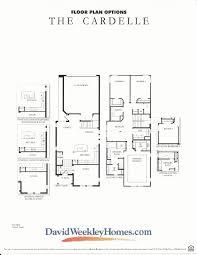 Savvy Homes Floor Plans Spring Lake David Weekly Homes Cardelle Floor Plan Options In