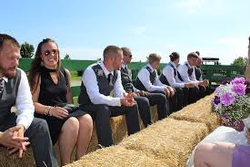 Wedding Site Hayride To From The Wedding Site Picture Of Mulberry Lane Farm