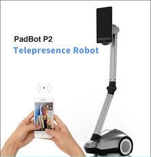 bureau pour bébé padbot p2 électronique de bureau humanoïde vidéo
