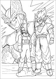 coloring pages dragon ball dragon ball coloring pages goku