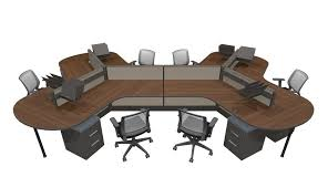 Herman Miller Reception Desk Re Fabricated Herman Miller Dogbone Cubicles Office Furniture Now