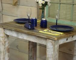 dining room table driftwood table beach house table