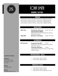 pretty resume templates creative resume templates