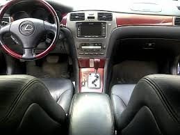 used lexus es330 sale very clean tokunbo 2005 lexus es330 with navigation price n2m