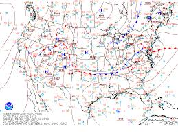 frontal boundary map widespread severe weather including two tornadoes impact and