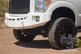 2014 Ford F250 Work Truck - 2011 2016 f250 f350 super duty fusion front off road bumper fb