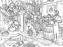 free christmas coloring adults pages free