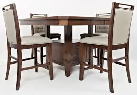 storage extendable dining room set