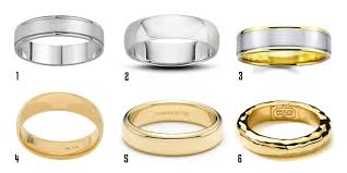 gold wedding band mens men s wedding bands buying guide