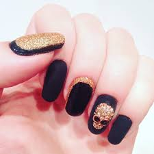 25 skull nail art designs ideas design trends premium psd