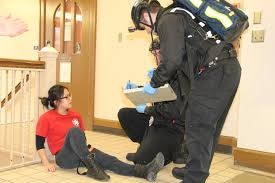 photos ems team ontario partners and trains with university of