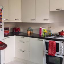 Red And Black Kitchen Ideas Red And Black Kitchen Accessories New With Photo Of Decorating