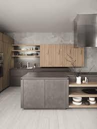 decoration kitchen modern modern minimalist kitchen plain wooden plank wall small glass