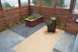 modern zen garden drought tolerant landscape experts and